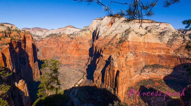 美國: 美不勝收的錫安國家公園 (Zion National Park, UT)