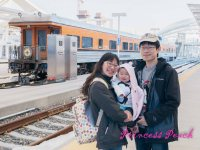 舊金山耶誕鐵路親子遊