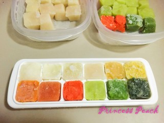 副食品製冰盒