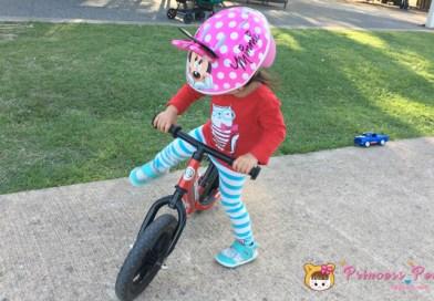 [美國育兒] 幼童的第一台車之購車停看聽 (Balance Bike 平衡/滑步車)~!!