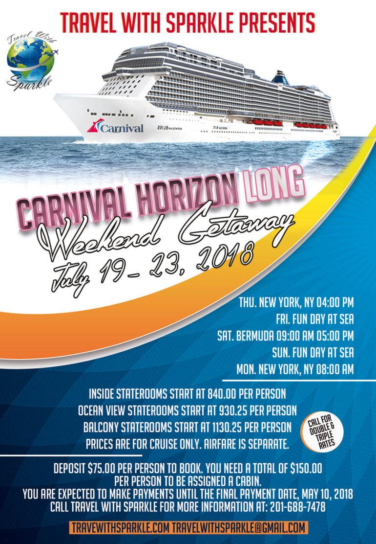 Carnival Horizon