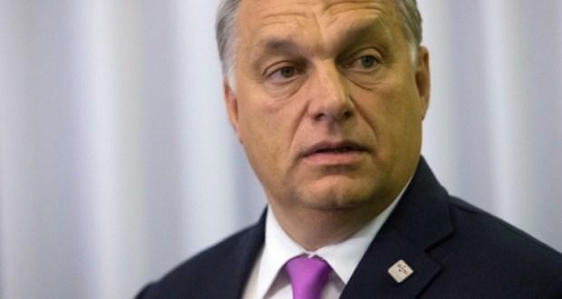 رئيس وزراء المجر يقترح طرد المهاجرين خارج الاتحاد الاوروبي