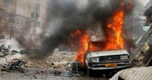 انتحاري يفجر نفسه في مخيم للاجئين السوريين بالأردن