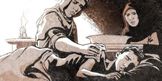 (أمٌ من مضايا) تتحول لبطلة قصصٍ مصورة ينتجها أشهر الاستوديوهات