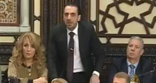 نائب سوري ينتقد الامتيازات المقدمة لمليشيات أجنبية