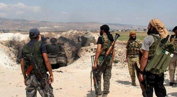 """تحرير الشام"""" تباغت النظام شرق حماة وتقتل 18 عنصرًا"""