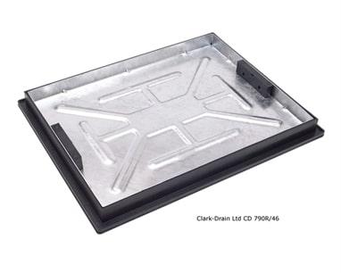 Clarks 790R46 600x450 Recessed Pavior 5ton