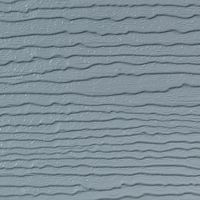 300mm x 6m Double Plank Embossed Cladding Grey
