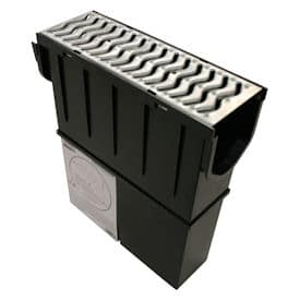 Storm Channel Drainage Galvanised Top Sump