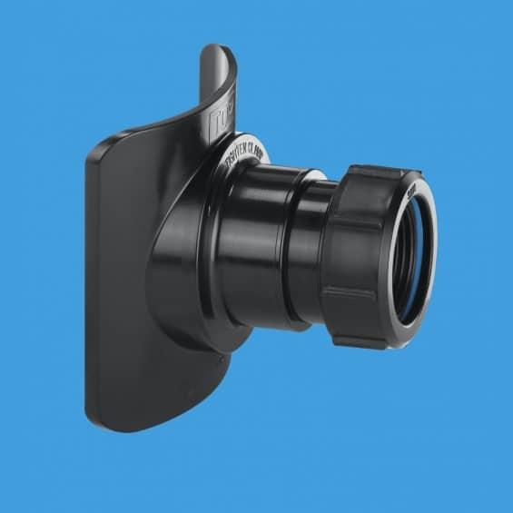 McAlpine Bossconn82tbl Bossed Connector 82-32mm Black