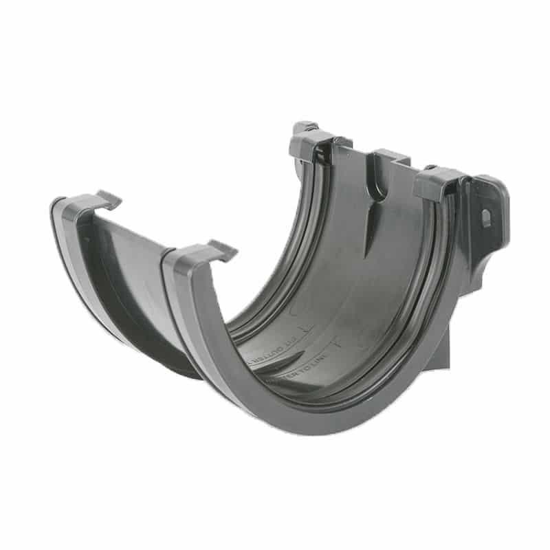170mm Union Bracket Deepstyle Light Grey