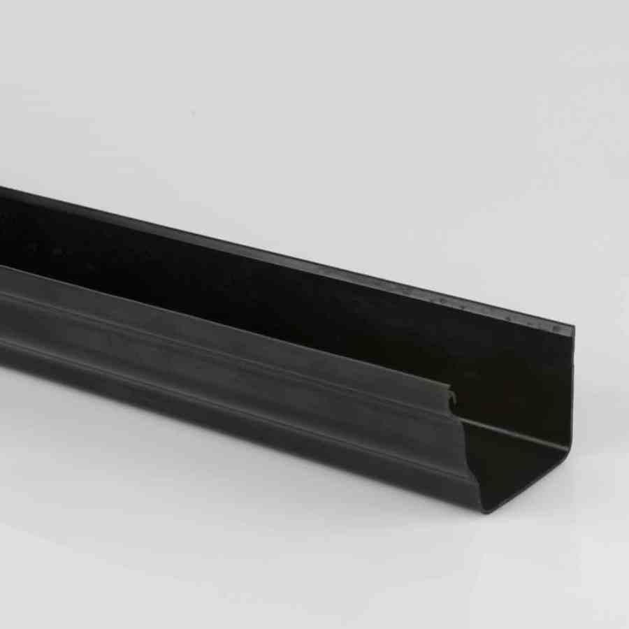 4mt Gutter 106mm Ogee Prostyle Black