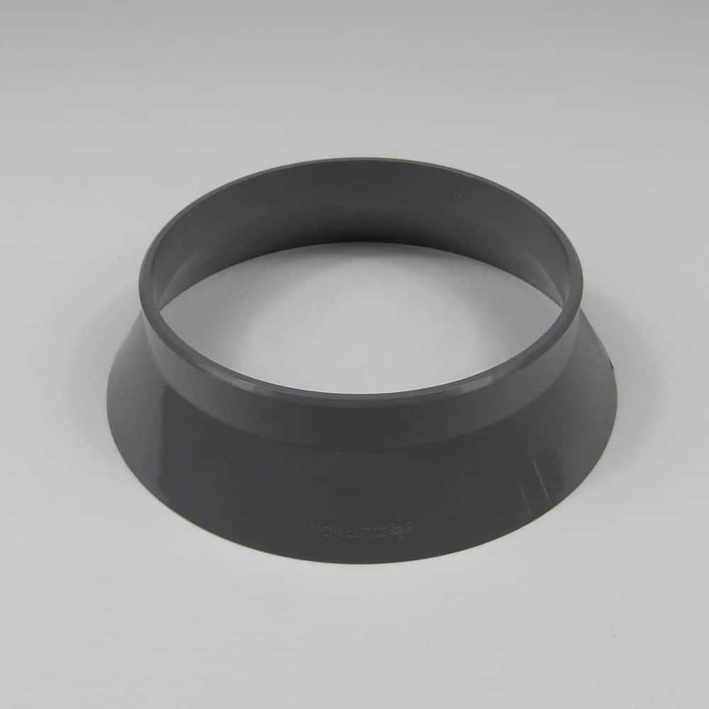 110mm weathering collar grey
