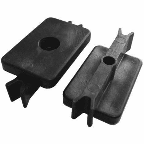 composite decking clips