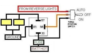 Auxiliary Reverse Lights | Page 6 | Taa World