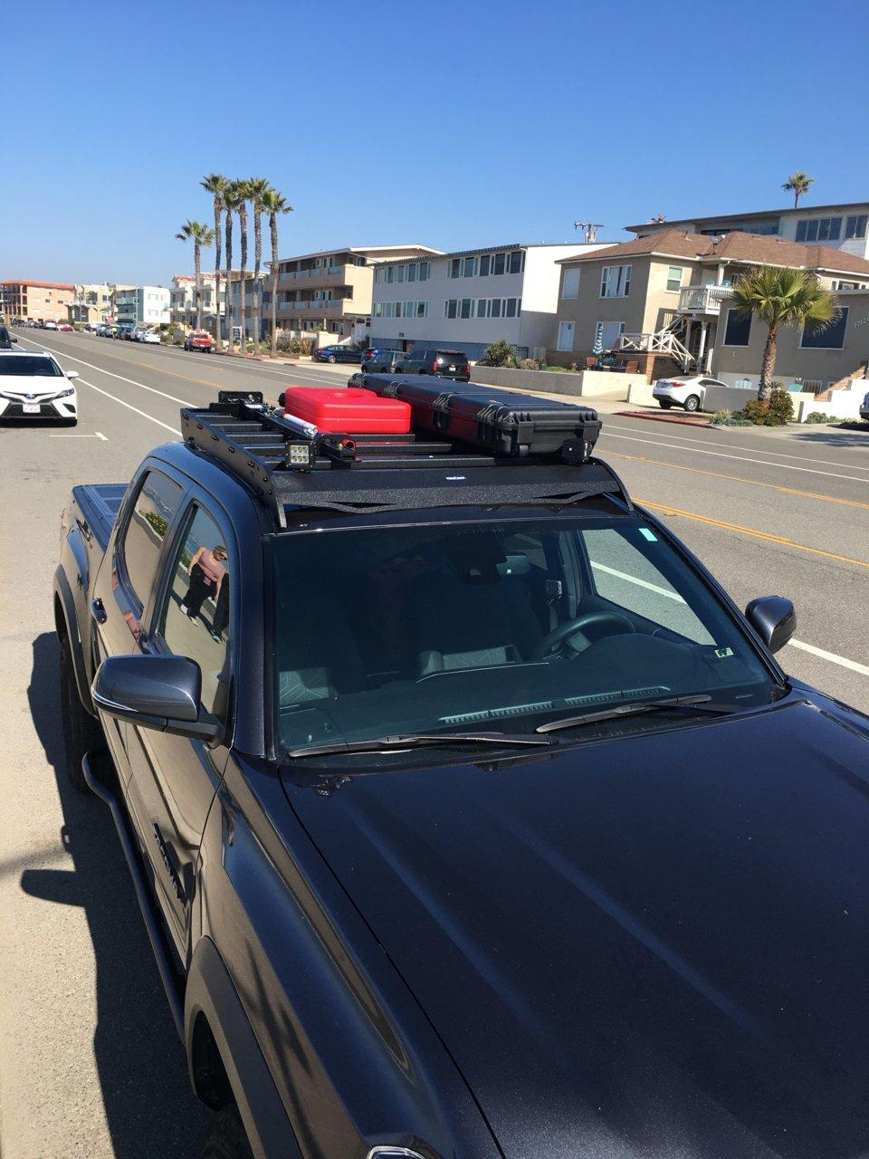 hooke road roof rack ubox