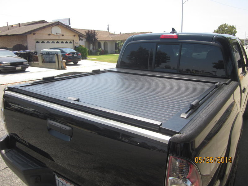 Fs Truck Covers Usa American Roll Cover Tonneau With