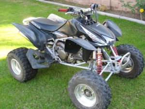 Honda TRX 450r | Taa World