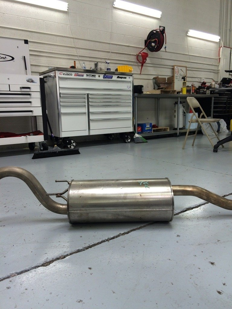 2nd gen trd exhaust will fit your 3rd
