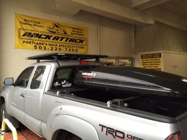 rhino rack has arrived at rack attack