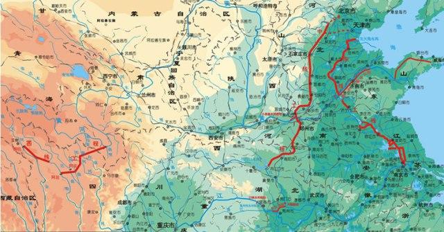 南水北調規劃