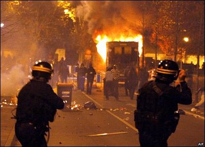 ParisRiot