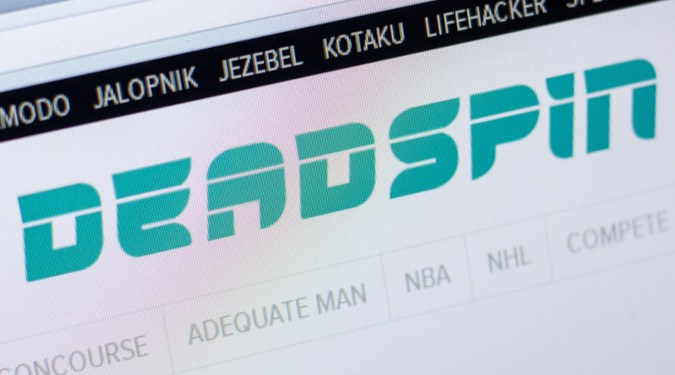 "G/O Media-owned Deadspin told to ""only report on sports"""