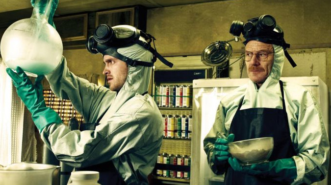 Breaking Bad wannabes fired