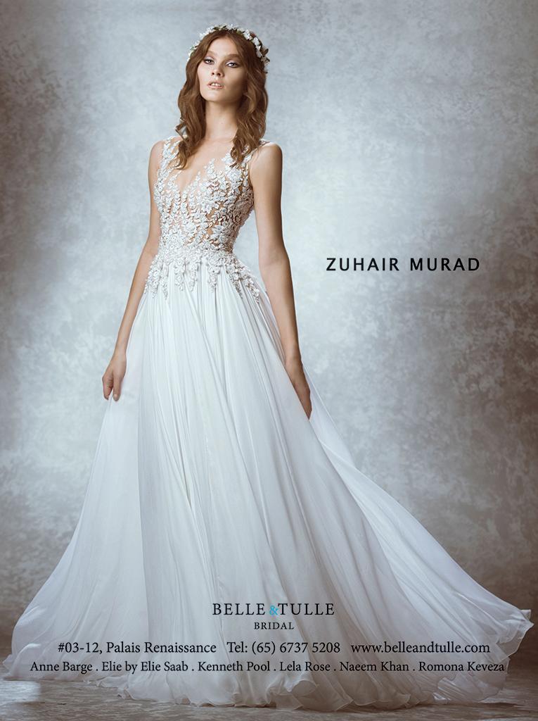 Singapore Wedding Dresses