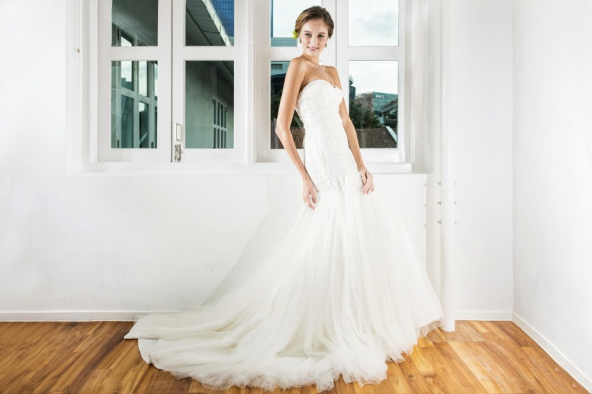The Gown Warehouse Gown