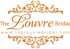 The Louvre Bridal Logo