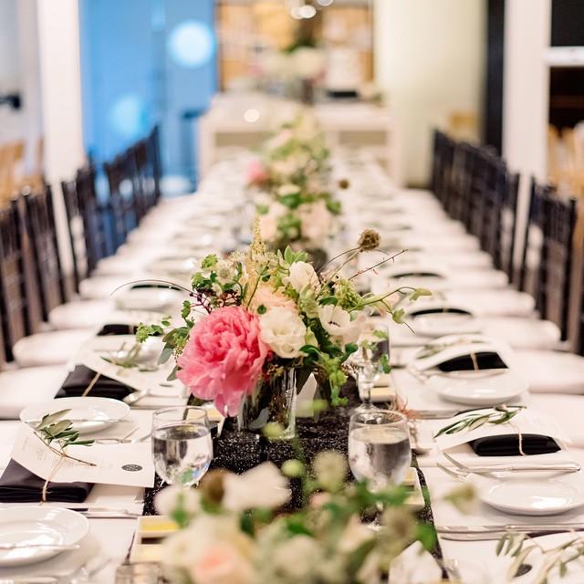 heaven - table setting