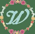 (5) W for Wedding Logo
