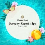(8) Shangri-La's Boracay Resort & Spa Logo