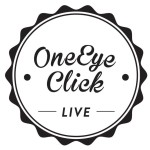 (6) One Eye Click Live Logo