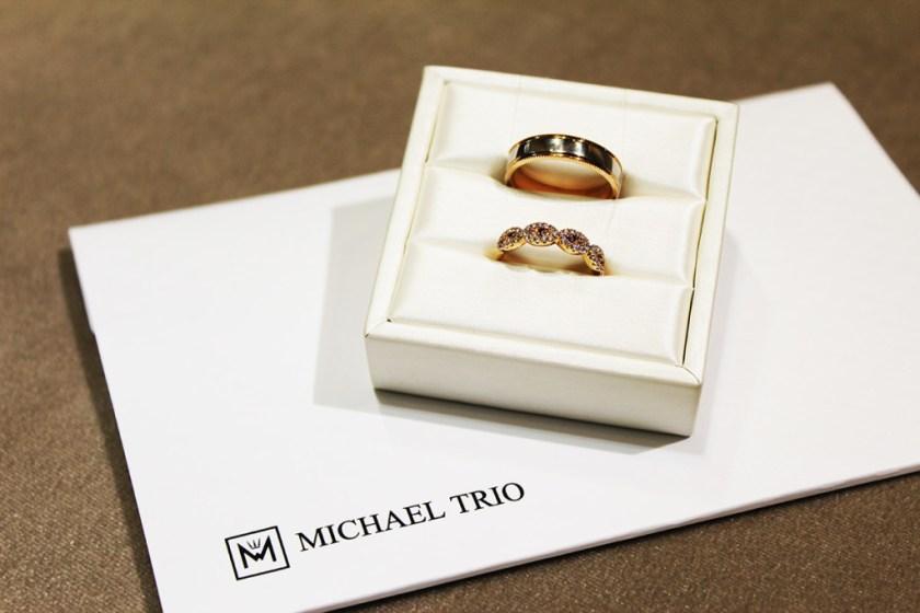 Michael Trio Engagement Rings Singapore 3