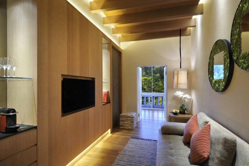 Movenpick Heritage Hotel Sentosa Heritage Premium Living Area