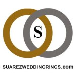 (9) Suarez Wedding Rings Logo