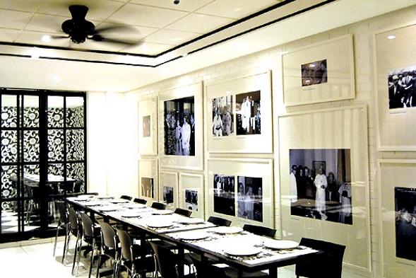 (10) Romulo's Cafe