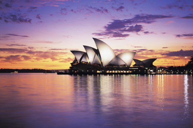 1- Sydney Opera House