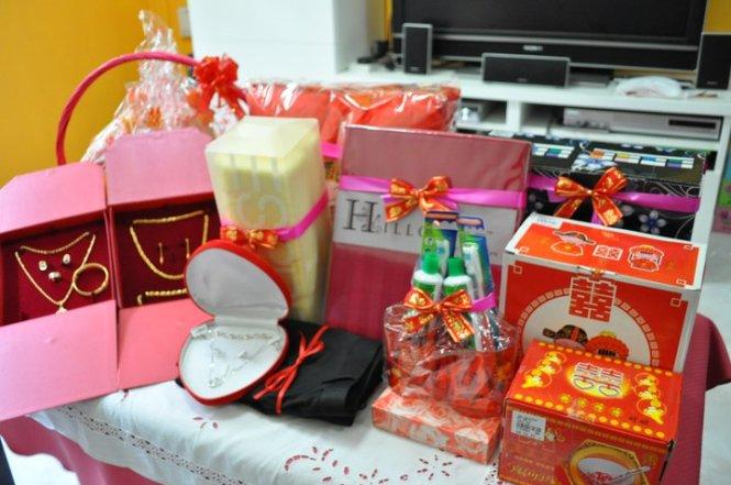 Guo Da Li - Tiao Xiang Wedding N Gift