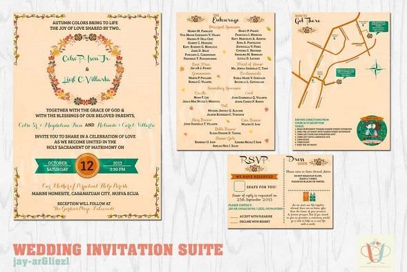 Wedding invitation rates philippines 28 images how much do wedding invitation stopboris Images