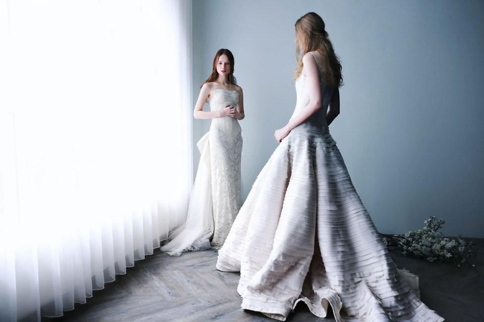 wedding gown designers - Jeffry Tan