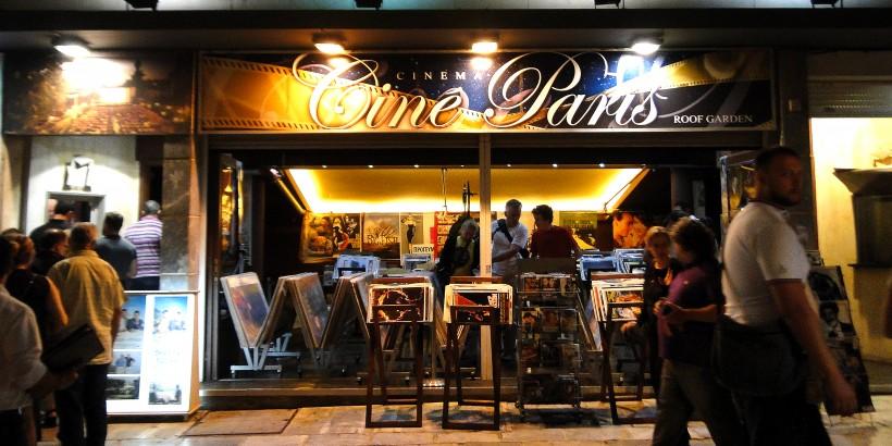 Athens Honeymoon Cafe Paris