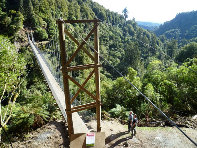 New Zealand Honeymoon The Timbre Trail