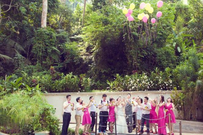Wedding Venues Malaysia - Bankers Club Kuala Lumpur - The Marriage
