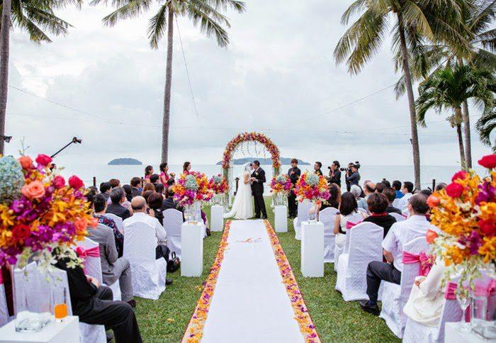 Malaysia Wedding Venues - Avani Sepang Goldcoast Resort - Smallnhot