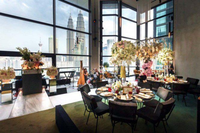 Wedding Venues Malaysia - Cantaloupe - Wishing Tree