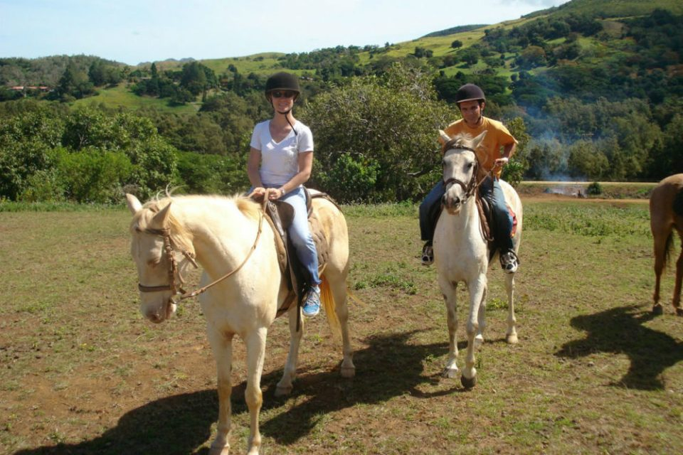 New Caledonia Honeymoon - Grand Terre horseback riding - South Pacific Sojourn