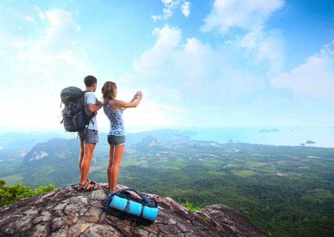 Mauritius Honeymoon - Trou aux Cerfs Mountain - Spanish People Daily